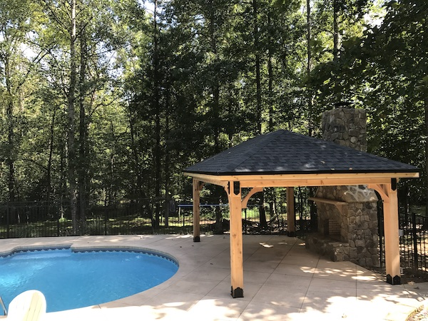 Custom Gazebos Greensboro NC
