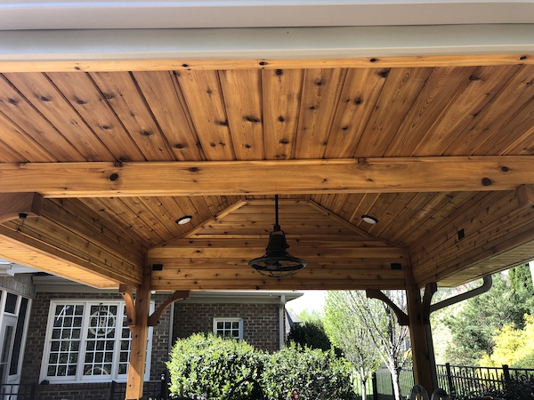 Outdoor Pergolas Winston Salem NC
