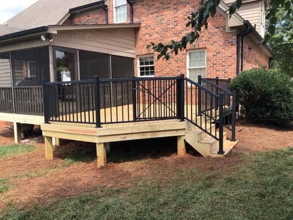 Deck Builders Winston Salem NC